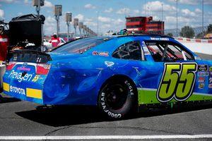 Stephen Leicht, J.P. Motorsports, Toyota Camry Prevagen Darlington Stripe