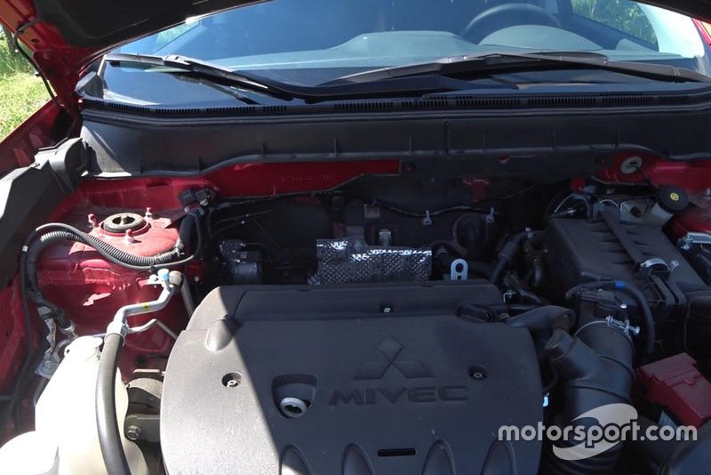 Двигун ASX