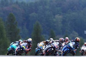 Aron Canet, Estrella Galicia 0,0, Fabio Di Giannantonio, Del Conca Gresini Racing Moto3, Jakub Kornfeil, Prustel GP