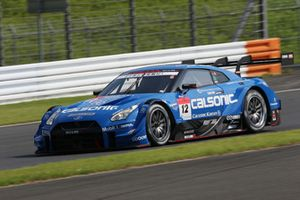 #12 Team Impul Nissan GT-R: Jann Mardenborough, Daiki Sasaki