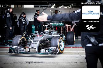 Jorge Lorenzo - British GP Tata Communications feature