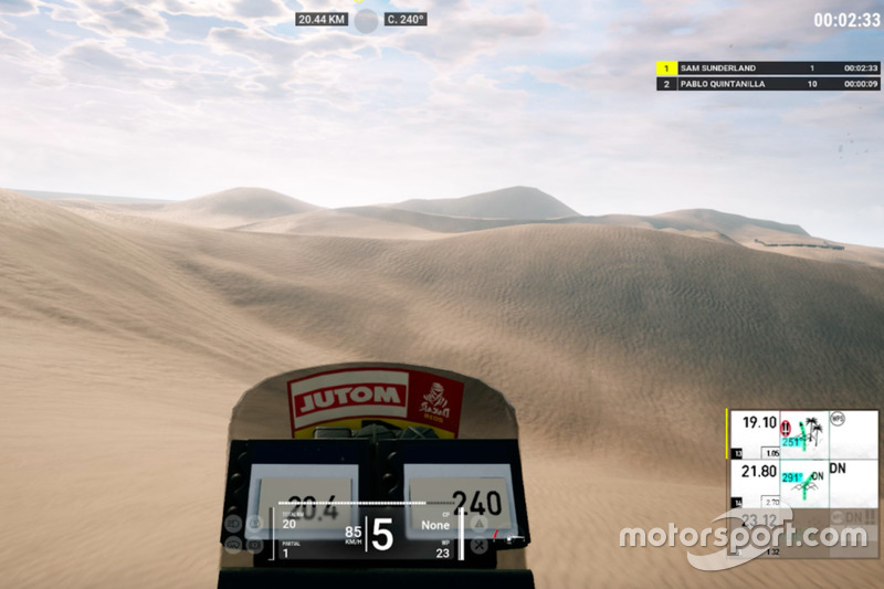 Screenshots Dakar 18
