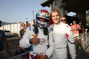 I vincitori Comandini e Krohn, BMW Padova Team