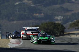 #2 Tequila Patron ESM Nissan DPi, P: Scott Sharp, Ryan Dalziel, #911 Porsche Team North America Porsche 911 RSR, GTLM: Patrick Pilet, Nick Tandy