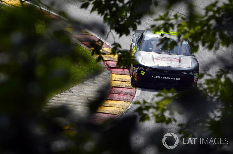 Ryan Ellis, B.J. McLeod Motorsports, Chevrolet Camaro Superlite Cars / Audio Visual Specialists