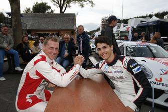 Jaap van Lagen, FACH AUTO TECH, Thomas Preining, BWT Lechner Racing