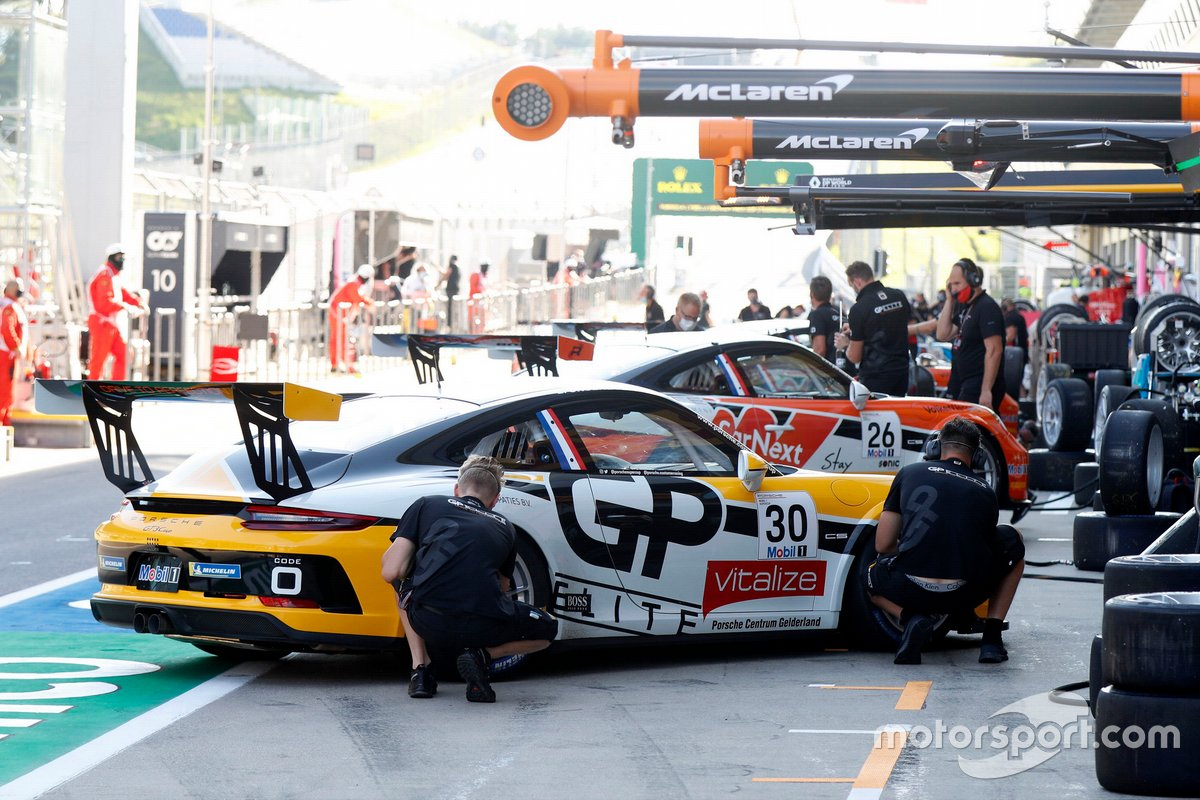 Lucas Groeneveld, GP Elite
