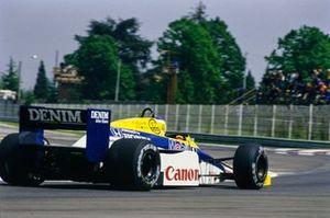 Keke Rosberg, Williams FW10 Honda