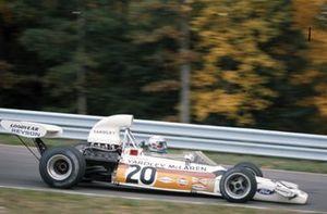 Peter Revson, McLaren M19C