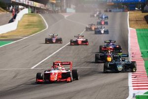 Logan Sargeant, Prema Racing, Jake Hughes, Hwa Racelab, Liam Lawson, Hitech Grand Prix