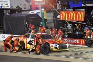 Matt Kenseth, Chip Ganassi Racing, Chevrolet Camaro McDonald's McDelivery