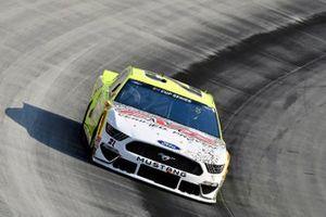 Matt DiBenedetto, Wood Brothers Racing, Ford Mustang Menards/FVP