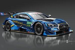 Харрисон Ньюи, Audi Sport Team WRT