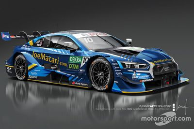 Annuncio Audi Sport Team WRT