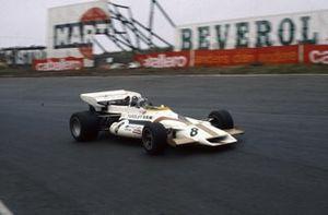 Pedro Rodriguez, BRM P160