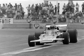 Reine Wisell, Lotus 72C Ford, GP di Francia del 1971