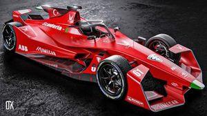 Scuderia-E Formula E Team görüntüsü