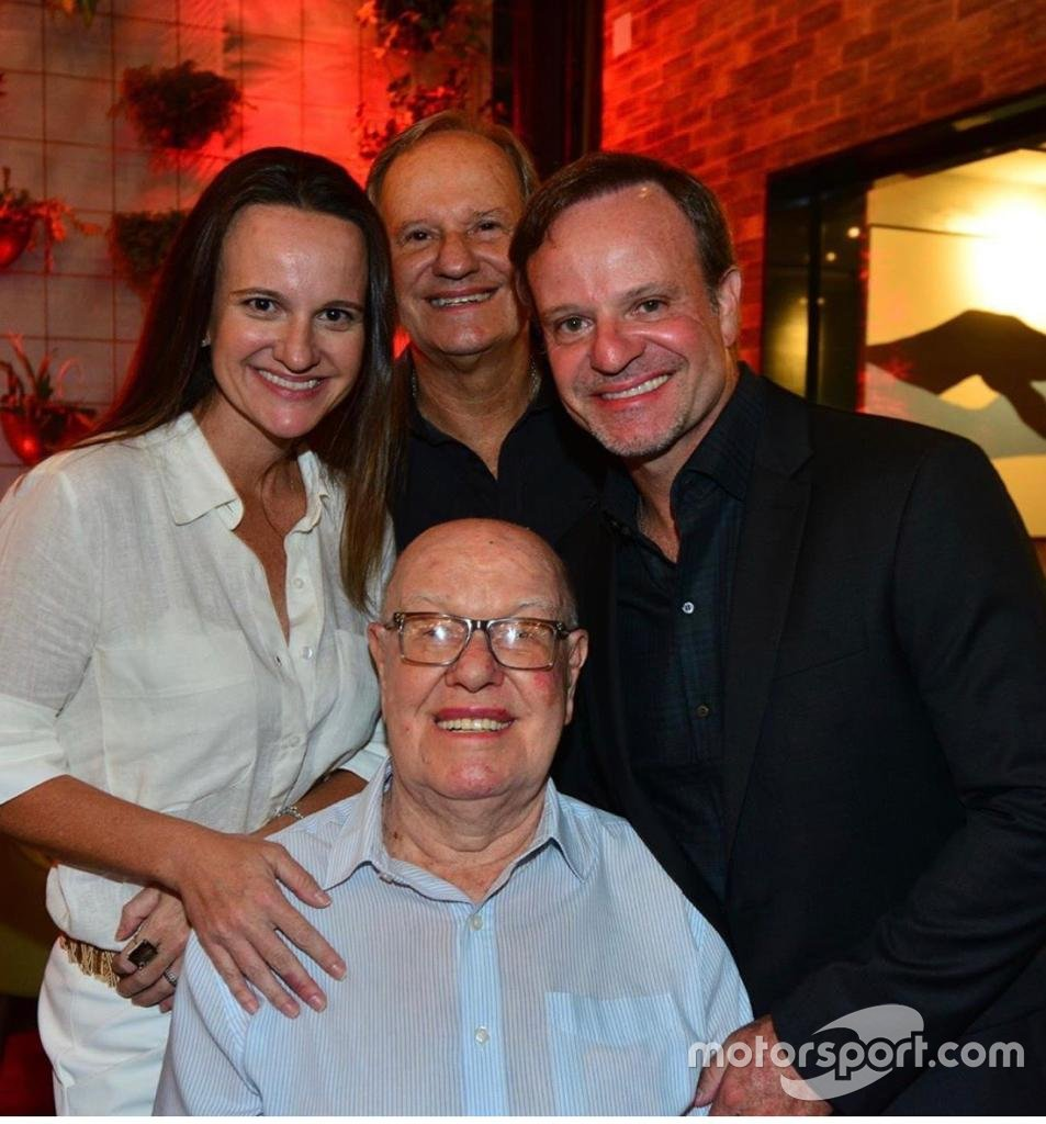 A família Barrichello