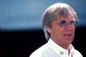 Bernie Ecclestone dueño de la F1