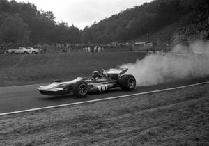 Motorschaden: Jo Siffert, March 701