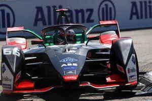 René Rast, Audi Sport ABT Schaeffler, Audi e-tron FE06
