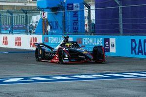 Oliver Rowland, Nissan e.Dams, Nissan IMO2 festeggia la vittoria