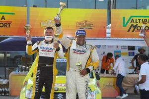 Lorenzo Codecà, Mauro Toffoli, Suzuki Motorsport Emmetre Racing, Suzuki Grand Vitara 1.6