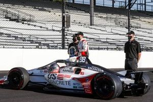 Marco Andretti, Andretti Herta with Marco & Curb-Agajanian Honda with Honda engineers