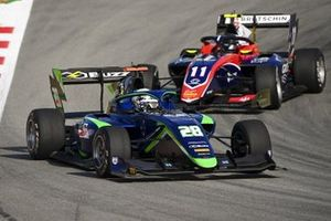 Cameron Das, Carlin Buzz Racing, David Beckman, Trident Motorsport