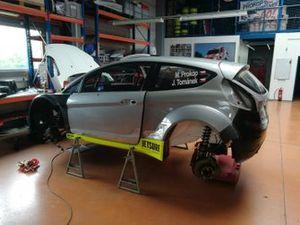 Martin Prokop, Jan Tománek, Ford Fiesta RS WRC