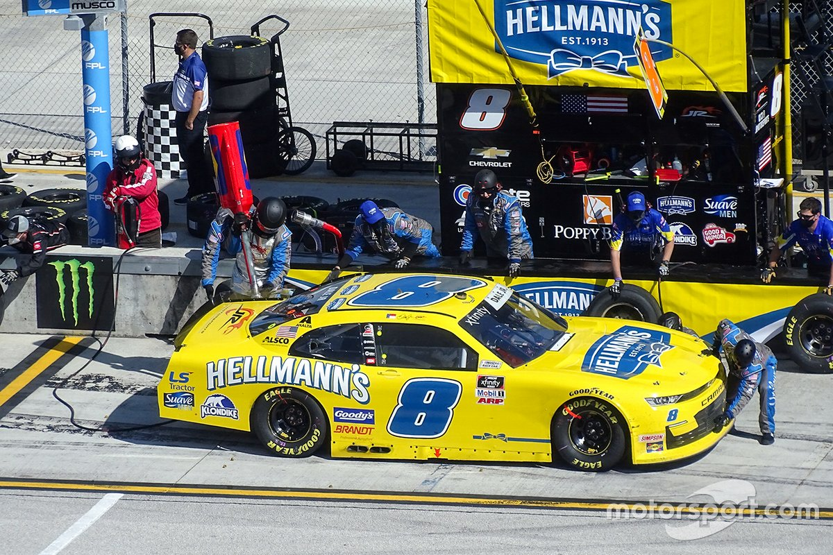 Dale Earnhardt Jr., JR Motorsports, Chevrolet Camaro