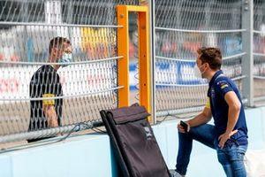 Stoffel Vandoorne, Mercedes Benz EQ, Robin Frijns, Virgin Racing