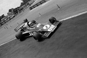 Jody Scheckter, Tyrrell 007