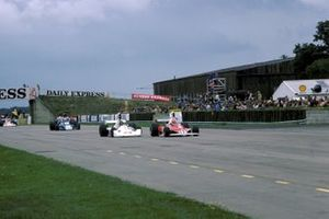 Niki Lauda, Ferrari 312T, James Hunt, Hesketh Ford 308