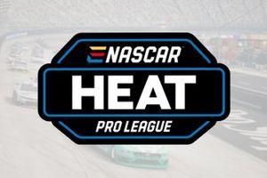 eNASCAR Heat Pro League logo