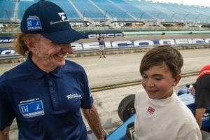 Emerson Fittipaldi and Emerson Fittipaldi Jr.