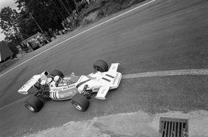 Brian Redman, McLaren M19A Ford
