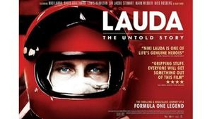 Lauda: The Untold Story Poster