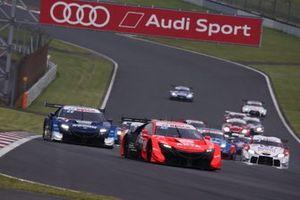 GT500 start action
