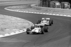 Pedro Rodriguez, BRM P153, Henri Pescarolo, Matra MS120