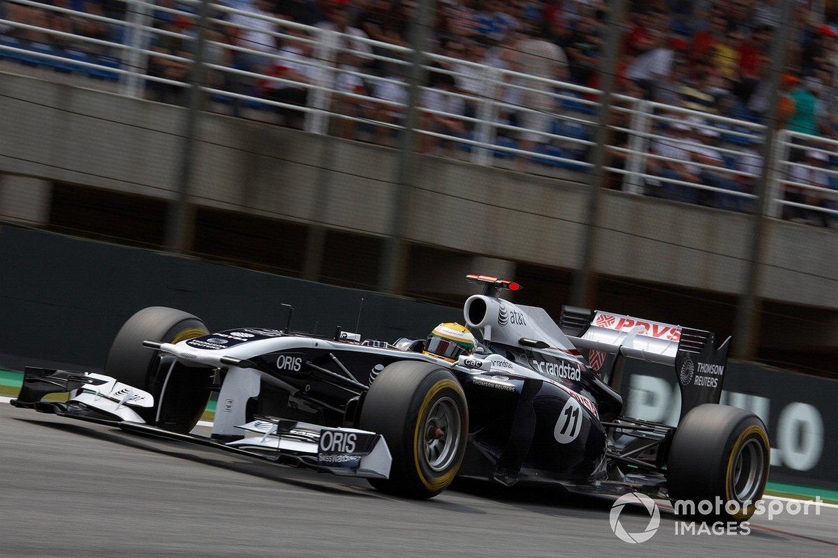 Rennstarts (Rubens Barrichello - 323)