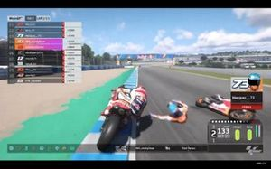 MotoGP Virtual GP Spanje