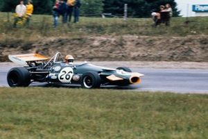 Chris Craft, Brabham BT33 Ford