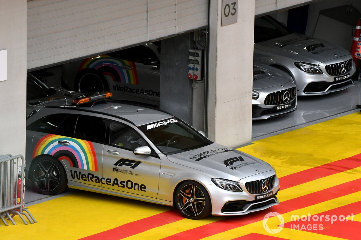 EL safety car