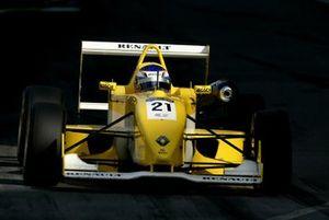 Heikki Kovalainen, Fortec Motorsport