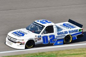 Tate Fogleman, Young's Motorsports, Solid Rock Carriers Chevrolet Silverado