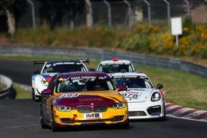 #494 BMW 328i: Simon Eibl, Eric Petrich, Bernhard Wagner