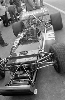 Chris Amon's March 701 Ford