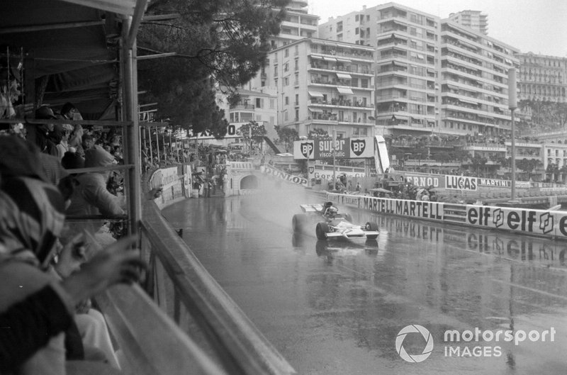 Jean-Pierre Beltoise, Gran Premio de Mónaco de 1972