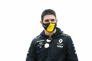 Эстебан Окон, Renault F1